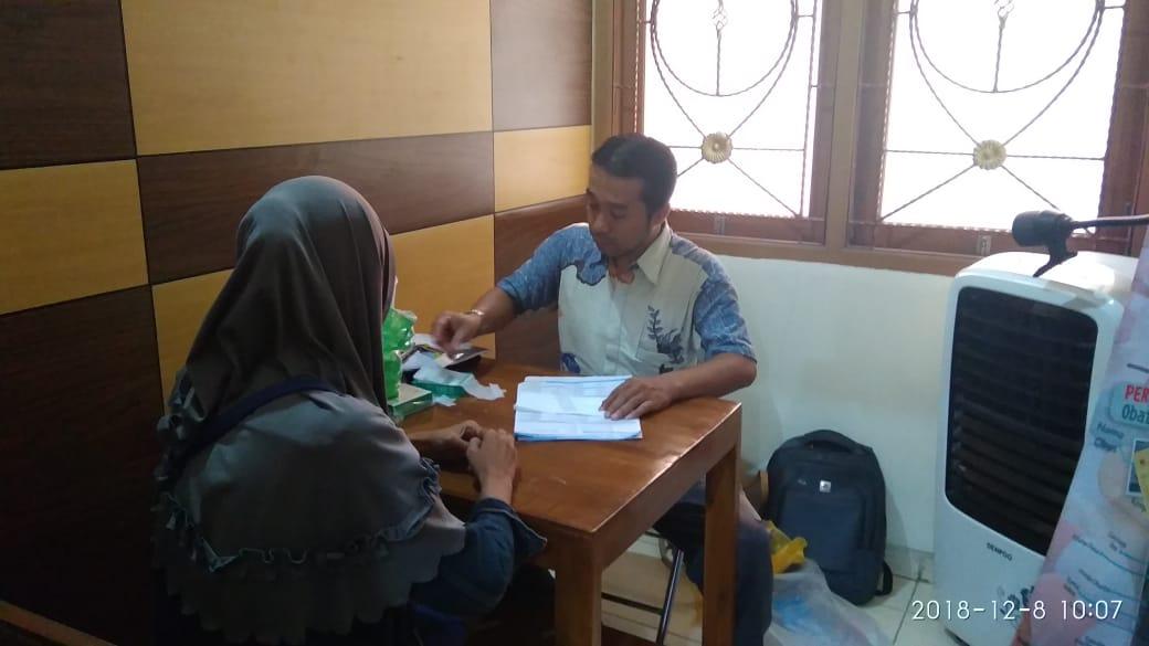 Pap Smear On Site di Puskesmas Bambanglipuro