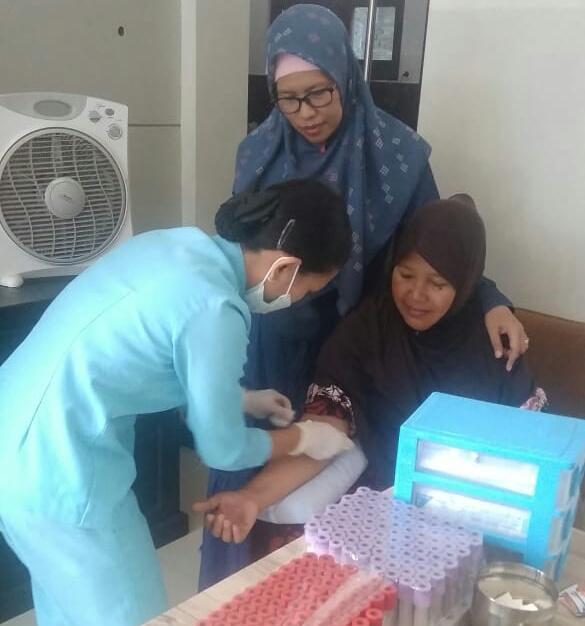 MCU Prolanis di Faskes Tingkat Pertama dr. Istiroyani