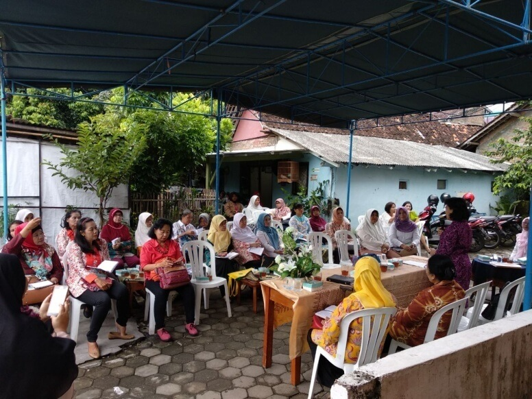 Sosialisasi Pap Smear di Kelurahan Muja Muju, Umbulharjo, Yogyakarta